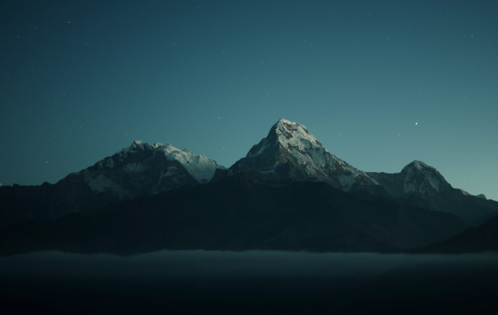 Mountain Night